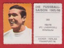 Liverpool Ron Yeats Scotland 369